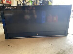Snap on Tool Box Hutch 54 Black kra2454pc