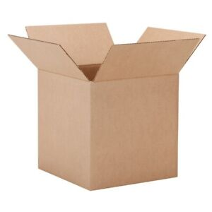 Office Depot Brand Corrugated Boxes 14 X 14 X 14 Kraft Pack Of 25