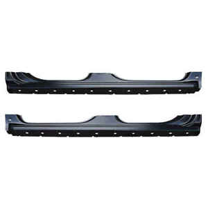 Oe Style Rocker Panel For 14 18 Chevy Pickup Silverado Crew Cab Gmc Sierra Pair