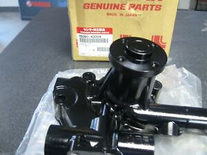 Yanmar Water Pump Assembly 119260 42004 Behindjas1