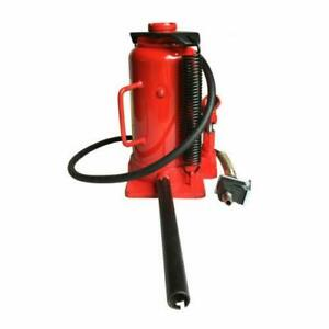 20 Ton Air Hydraulic Bottle Jack Autoshop Heavy Duty Truck Repair Lift Tool Us