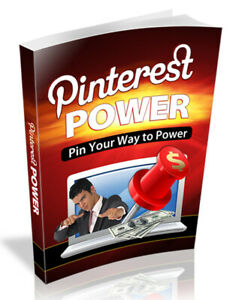 Pinterest Power ebook Pdf With Resell Rights