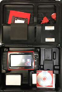 Snap on Solus Ultra Scanner Diagnostic Tester 16 4 Update W Case Nice Condition