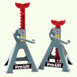 Pro lift 2 Ton Jack Stands T6902 Lift Range 10 3 8 16 1 4 051 116