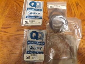 Quincy Gaskets washers and Rings Parts
