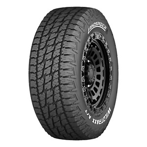 Lt275 70r18 Landspider Wildtraxx A T 125 122s 10ply Load E Rwl M S Set Of 4