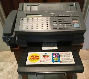 Brother Intellifax 980m Plain Paper Fax