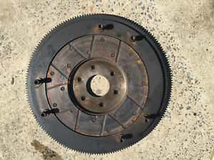 Ford Fe 352 360 390 427 428 Manual Flywheel And Clutch Extreme Duty