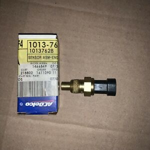 Gm Oem coolant Temperature Sender Sending Unit 10137628