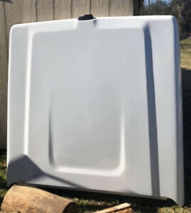 Tonneau Cover Are Lsii Oxford White F150 Like New