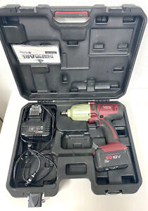 Matco Tools Cordless 18v 1 2 Impact Wrench Infinium Mcl1812iw With Case