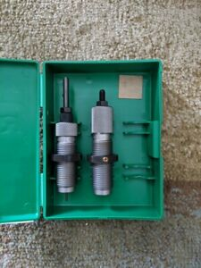 RCBS reloading full length dies.  30 30 win $55.00