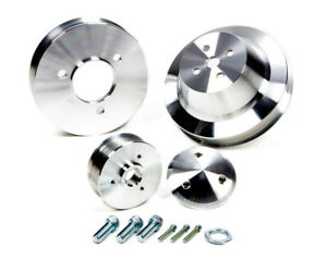 March Performance Bbc Serpentine Pulley Set 3 Pc 7610