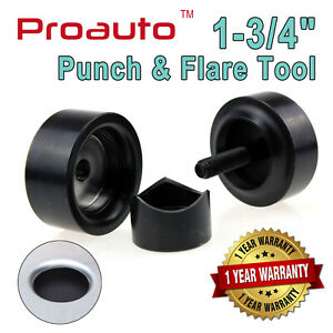 Proauto 1 3 4 In Precision Punch And Flare Tool For Multiple Steel And Aluminum