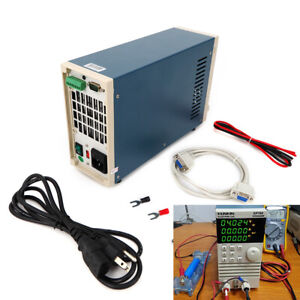 400w Dc Electronic Load Battery Capacity Tester Resistance Power Test 10 90 Rh
