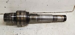 Rockwell 11 Metal Lathe L00 Spindle W Bad Bearings