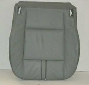 2004 2005 2006 Bmw X3 E83 Front Left Driver Lower Seat Bottom Cushion Gray Oem