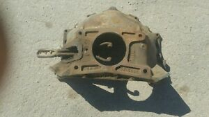 63 64 65 66 Chevy Pickup Truck V 8 3815891 Cast Iron 3 Transmission Bellhousing