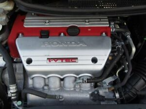 Jdm Honda Civic Type r Fd2 Fd1 Fn2 K20a Red 6 Speed Mt Engine Motor