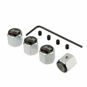 Modified Wheel Tire Valve Stems Caps Anti theft Locking For Mugen Power C Js359