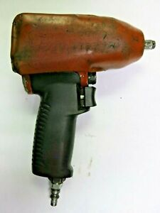 Snap on 3 8 Drive Red Super Duty Air Impact Wrench Boot Mg325 Free Shipping
