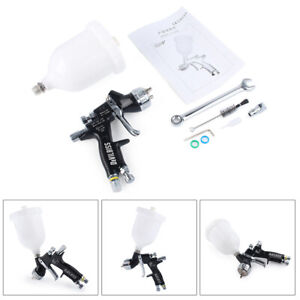 Black For Devilbiss Gti Pro Professional T110 Car Spray Gun 1 3mm Nozzle