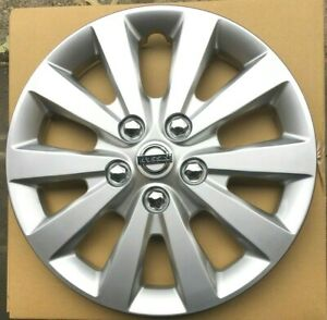 1x Hubcaps Will Fit 2013 2019 Nissan Sentras Wheel Cover