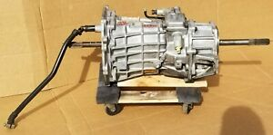 97 04 Corvette C5 6 Speed Manual Transmission T56 84k Fully Tested Great Cond
