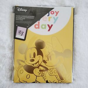 The Happy Planner Mickey And Minnie Classic Planner Accessories