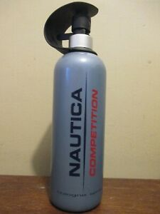 Nautica Competition for Men 4.2oz 125ml Cologne Spray DISCONTINUED $199.00