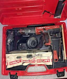 Hilti Dx 351 Fully Automatic Powder actuated Tool With Case And Accessories