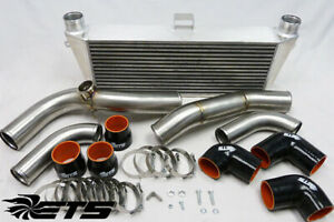Ets 4 Twin Turbo Intercooler Upgrade Kit For Mazda 93 95 Rx7 Non c a r b