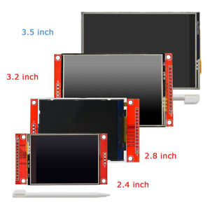 2 4 2 8 3 2 3 5 Inch Spi Serial Port Tft Lcd Screen Touch Panel Module Arduino
