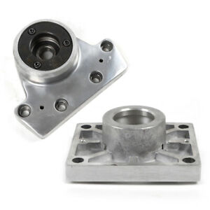 X Y Axis End Cap Bracket Cnc Mill Screw Holder For Turret Milling Machine