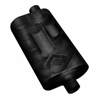 Flowmaster Universal 50 Series Muffler Suv pf 2 5 In o out c Mild Tone 52556