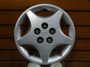 1 Nice Used Chevrolet Chevy Cavalier 2000 2005 14 Hubcap Wheel Cover 9593208