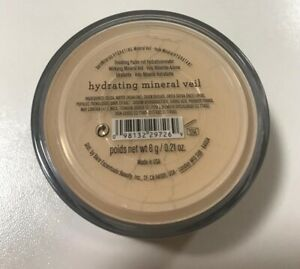 BareMinerals Hydrating Mineral Veil Finishing Face Powder 6g Full Size Sale💋 $9.99