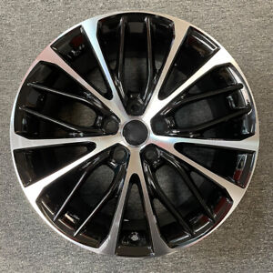 New 18 alloy Black Wheel For 2018 2020 Toyota Camry oem Quality Rim 75221b
