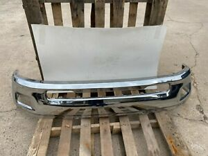For 2009 2010 2011 2012 Dodge Ram 1500 Front Bumper Chrome Aftermarket