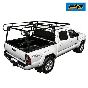Eag Adjustable Truck Contractor Ladder Rack Lumber Kayak Utility 800 Lbs
