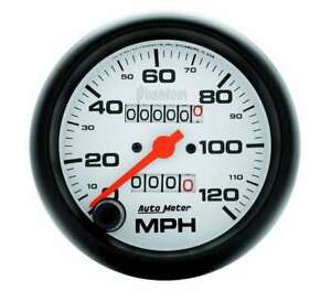 Autometer 3 3 8in Phantom Speedo 120mph 5892