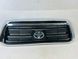 2010 2011 2012 2013 Toyota Tundra Front Grill Grille 53111 0c180 Oem