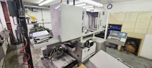 1998 Okamoto Acc 820 dxncp Cnc Surface Grinder