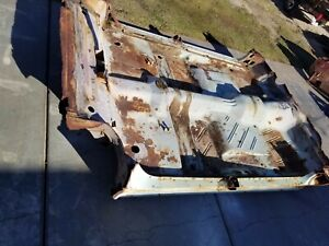 1960 1961 1962 Chrysler Desoto Dodge Plymouth Interior Floor Pan Rocker