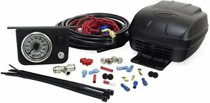 Air Lift 25804 Air Shock Pressure Controller Kit On Board Compressor For Ram