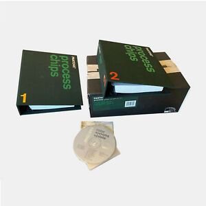 Pantone Process Chips Coated Two Book Set Cd