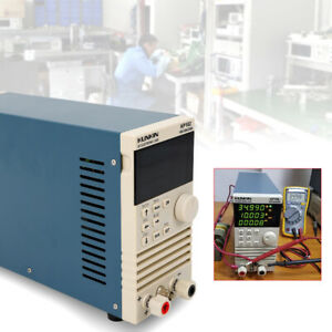 Single Channel Meter 200w 150v 20a Electronic Dc Load Tester High Precision