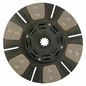 New Clutch Disc For Case International Tractor 384 454 With C175 Eng