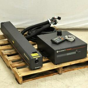 Coherent Innova 300c 4w Krypton ion Laser With Power Supply And Controller As is
