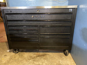 Matco Tool Box 4s Stainless Steal Top With Usb And Power Outlets